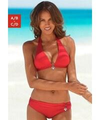 S.OLIVER RED LABEL Triangel-Bikini RED LABEL Beachwear rot 34,36,38,40,42