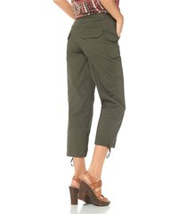 Damen Cargohose Cheer grün 34,36,38,40,42,44,46
