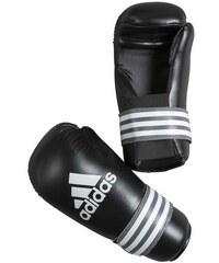 adidas Performance Kickboxhandschuhe in 5 Größen lieferbar Semi Contact Gloves schwarz L,M,S,XL,XS