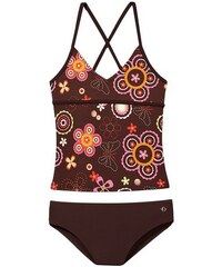 S.OLIVER RED LABEL Tankini RED LABEL Beachwear braun 128,140,152,164,176
