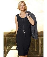 Ambria Damen Kleid schwarz 36,38,40,42,44,46,48,50,52