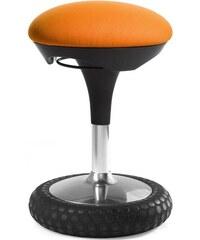 Dreh-Hocker Sitness 20 TOPSTAR® orange
