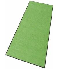 WASH+DRY BY KLEEN-TEX Läufer wash+dry Trend Uni Waschbar In- und Outdoor grün 11 (B/L: 75x190 cm),18 (B/L: 75x120 cm),19 (B/L: 60x180 cm),3 (B/L: 120x180 cm)