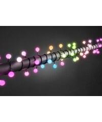 LED-Globelichterkette KONSTSMIDE bunt
