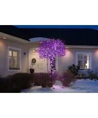 LED Micro Lichterkette KONSTSMIDE lila