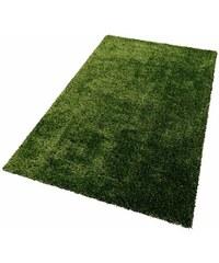 Hochflor-Teppich Style 700 Höhe 35 mm handgearbeitet LALEE grün 2 (B/L: 80x150 cm),3 (B/L: 120x170 cm),4 (B/L: 160x230 cm),6 (B/L: 200x290 cm)