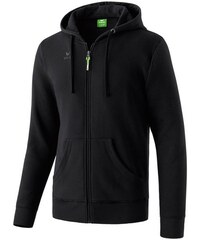 ERIMA Hooded Jacket Kinder ERIMA schwarz 116,128,140,152,164