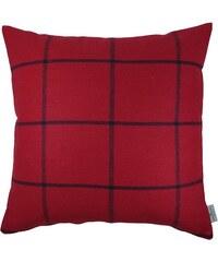 Kissenhüllen Wool Square (1 Stück) Tom Tailor rot 50x50 cm