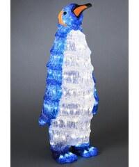LED Acryl Pinguin KONSTSMIDE blau