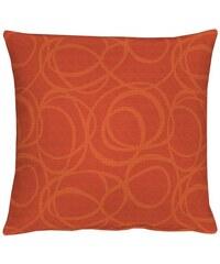 APELT Kissen 4195 Pique Uni (1 Stück) orange 1 (39x39 cm),2 (48x48 cm)