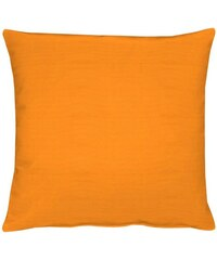 APELT Kissen 4362 Rips Uni (1 Stück) orange 1 (39x39 cm),2 (51x51 cm)
