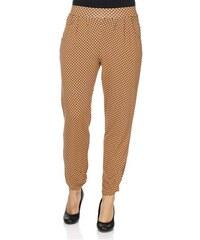 Damen Casual Schmale Jersey-Hose SHEEGO CASUAL orange 40,42,44,46,48,50,52,54,56,58