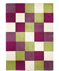 LUXOR LIVING Teppich Gerena handgetuftet grün 2 (B/L: 70x140 cm),3 (B/L: 14x200 cm),4 (B/L: 170x240 cm)
