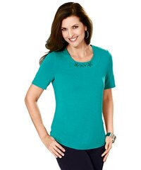 Damen Shirt Baur grün 38,40,42,44,46,48,50,52