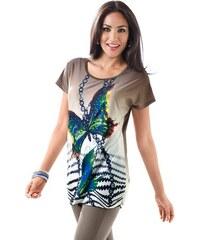 Damen Classic Basic Shirt CLASSIC BASIC braun 40,42,44,48,50,52,56