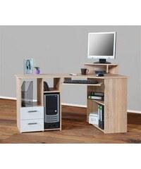 Schreibtisch 4505 Baur natur