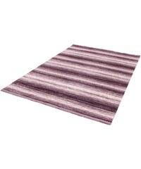 ANGORA HALI Teppich angora HALI TARZ 3132 handgearbeitet lila 2 (B/L: 80x150 cm),3 (B/L: 120x180 cm),4 (B/L: 160x230 cm),6 (B/L: 200x290 cm)