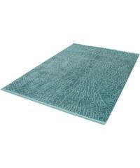 Teppich angora HALI EVEREST 3332 handgearbeitet ANGORA HALI blau 2 (B/L: 80x150 cm),3 (B/L: 120x180 cm),4 (B/L: 160x230 cm)
