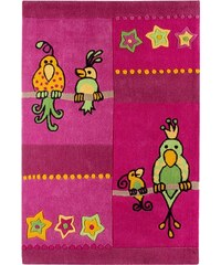 Kinder-Teppich Kakadu Andiamo rosa 3 (B/L: 100x160 cm)