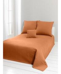 Tagesdecke Heine Home orange 1 - ca. 140/210 cm,2 - ca. 180/250 cm,3 - ca. 240/210 cm,4 - ca. 240/250 cm,5 - ca. 280/210 cm,6 - ca. 280/250 cm