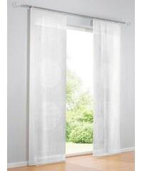 Heine Home Schiebevorhang weiß ca. 145/60 cm,ca. 175/60 cm,ca. 225/60 cm,ca. 245/60 cm