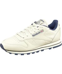 Classic Leather Sneaker mit weichem Obermaterial aus Leder Reebok natur 39,40,41,42,43,44,45,46