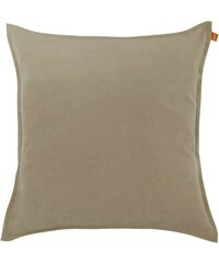 Kissen Raffi Velvet gefüllt (1er Pack) RAFFI natur 50x50 cm