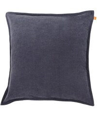 Kissen Raffi Velvet gefüllt (1er Pack) RAFFI grau 50x50 cm