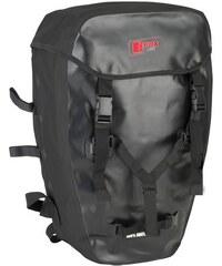 FOX LINE Fox Line Fahrradrucksack für Gepäckträger schwarz