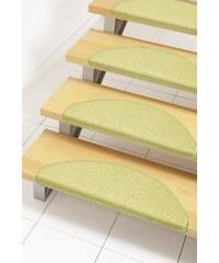 Dekowe Stufenmatte Dortmund gewebt Sisal grün 21 (1er-Set),22 (15er-Set)