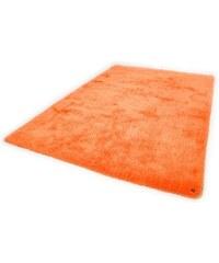 Tom Tailor Hochflor-Läufer Soft Höhe 30 mm handgearbeitet orange 11 (B/L: 85x155 cm)