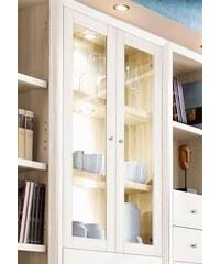 Baur Glastüren 2er-Set Höhe 115 cm weiß