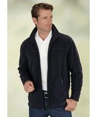 Classic Basics Fleece-Jacke mit flottem Umlegekragen CLASSIC BASICS blau 44/46,48/50,52/54,56/58,60/62