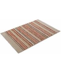 Badematte Cool Stripes Höhe ca. 10mm rutschhemmender Rücken Esprit natur 1 (55x65 cm),3 (60x100 cm),4 (70x120 cm)