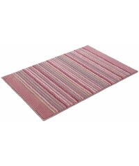 Esprit Badematte Cool Stripes Höhe ca. 10mm rutschhemmender Rücken rosa 1 (55x65 cm),3 (60x100 cm),4 (70x120 cm)