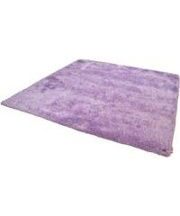 Hochflor-Teppich Soft Höhe 30 mm handgearbeitet Tom Tailor lila 1 (B/L: 50x80 cm),2 (B/L: 65x135 cm),3 (B/L: 140x200 cm),4 (B/L: 160x230 cm),5 (B/L: 190x190 cm),6 (B/L: 190x290 cm)