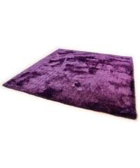Tom Tailor Hochflor-Teppich Soft Höhe 30 mm handgearbeitet lila 1 (B/L: 50x80 cm),2 (B/L: 65x135 cm),3 (B/L: 140x200 cm),4 (B/L: 160x230 cm)