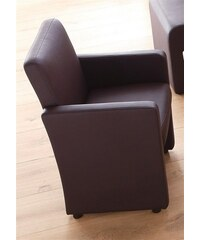 Clubsessel Bologna HOME AFFAIRE braun