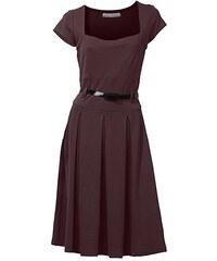 Damen Jerseykleid PATRIZIA DINI by Heine rot 34,36,38,40,42,44,46