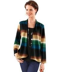 Damen Classic Basics Pullover mit kaschierendem Zipfelsaum CLASSIC BASICS schwarz 38,40,42,44,46,48,50,52,54,56