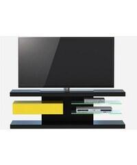 LCD TV-Möbel Jahnke SL 660 LED Breite 160 cm JAHNKE gelb