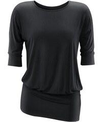 Damen Longshirt (1er Pack) Lascana schwarz 32/34,36/38,40/42