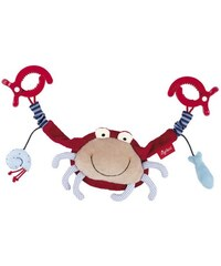 SIGIKID Kinderwagenkette Toy Ahoi Krabbe