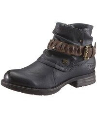 Tom Tailor Stiefelette blau 36,37,38,39,40,41,42