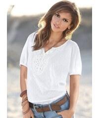 Damen Classic Basics Tunika in herrlich angenehmer Sommer-Qualität CLASSIC BASICS weiß 38,40,42,44,46,48,50,52,54,56