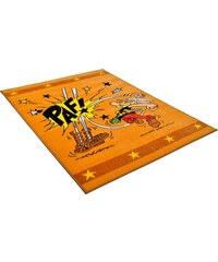 ASTERIX Kinder-Teppich Asterix Der starke Asterix orange 2 (B/L: 80x150 cm),3 (B/L: 133x180 cm)