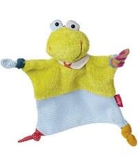 Schnuffeltuch Frosch SIGIKID