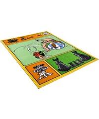 Kinder-Teppich Asterix Das kleine Comic ASTERIX grün 2 (B/L: 80x150 cm),3 (B/L: 133x180 cm)