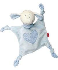 SIGIKID Schnuffeltuch Organic Schaf - first hugs blau