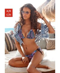 S.OLIVER RED LABEL Triangel-Bikini RED LABEL Beachwear bunt 32,34,36,38,40
